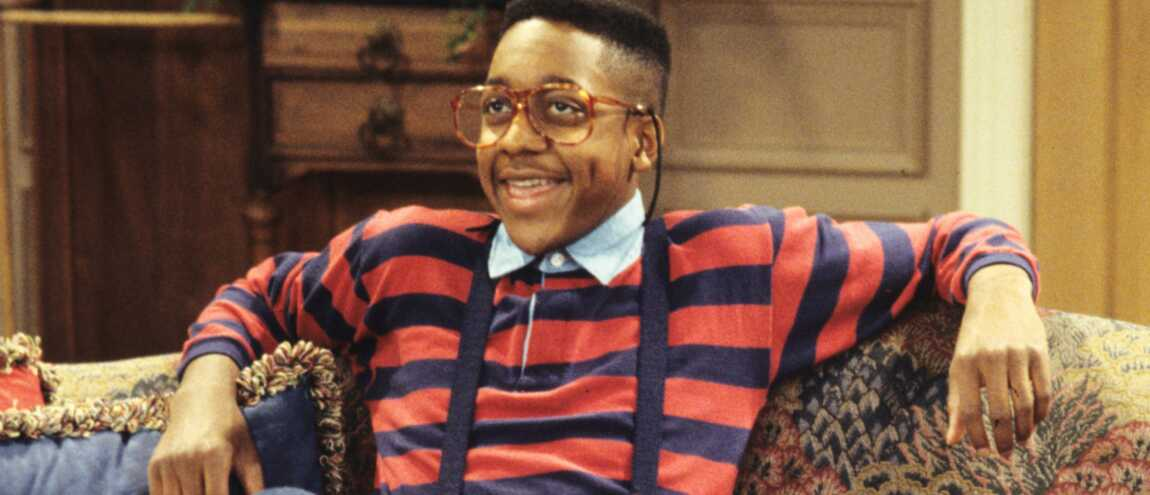 jaleel white steve urkel dans la vie de famille ne ressemble plus a photos. Black Bedroom Furniture Sets. Home Design Ideas