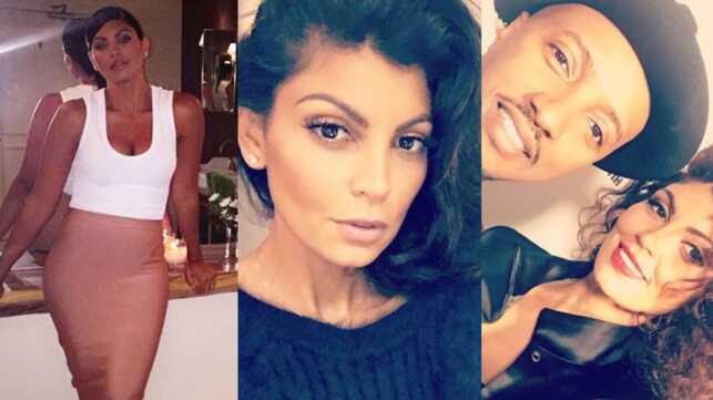 Nawell Madani Est Tout Pour Moi Mode Stars Selfies La Jolie Brune Eclate Sur Instagram Photos Cest Belge