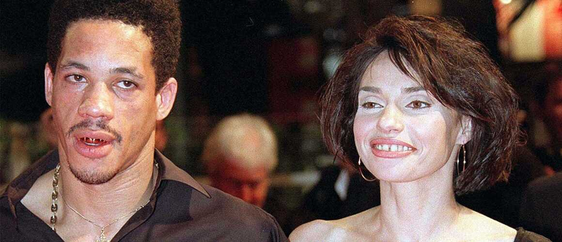 Joeystarr embrasse son ex b atrice dalle aux c sar photo for Beatrice dalle et joey starr