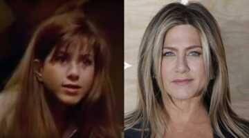 Jennifer Aniston séparée de Justin Theroux… Depuis ses débuts, l'actrice a BEAUCOUP changé ! (PHOTOS)
