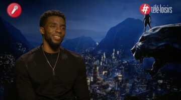 Black Panther : Thor, Iron Man, Spider-Man... quels sont les héros préférés des acteurs du nouveau film Marvel ? (INTERVIEW)