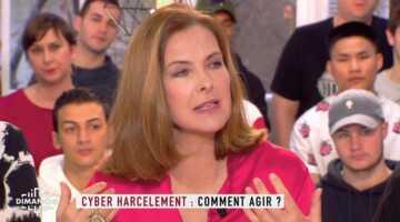 Harcelée par des pédophiles, les révélations choc de Carole Bouquet dans Clique Dimanche (VIDEO)