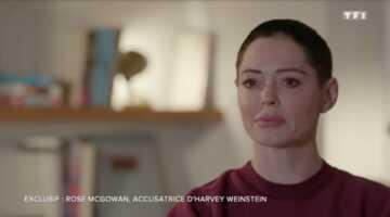 """""""Qu'elle la ferme"""" : Rose McGowan répond à Catherine Deneuve et sa tribune sur le harcèlement (VIDEO)"""