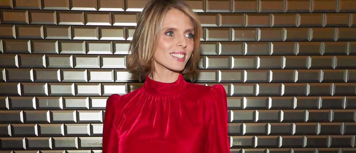 enceinte sylvie tellier fait des confidences sur sa grossesse 40 ans photo. Black Bedroom Furniture Sets. Home Design Ideas