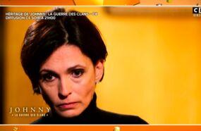 Johnny Hallyday : en larmes, Adeline Blondieau dévoile comment elle a appris la mort de son ex-mari (VIDEO)