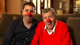 Jerry Lewis, clown rebelle
