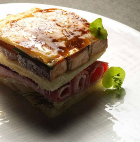 Chefs france 2 d couvrez la recette du mille feuille - C est au programme recettes cuisine france 2 ...