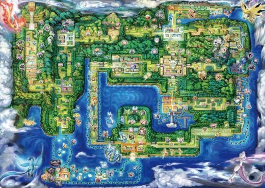 Présentation des méga-évolutions — Pokémon Let's Go